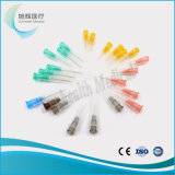 Medical Supply All Types of Hypodermic Plastic Syringe Needle