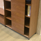 Good Price Wooden Side Cabinet in MDF with Veneer