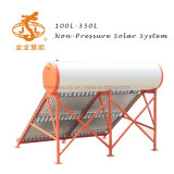 100L to 300L Best Price Non-Pressure Solar Vacuum Tube Water Heater (SS-470-58/1800)