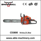 Hot Selling Nice Design with High Quality 52cc Gasoline Chain Saw CS5800