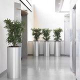 Stainless Steel Garden Pot for Indoor&Outdoor Decoration