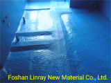 Polymer Cement Based Pulp Waterproof Material