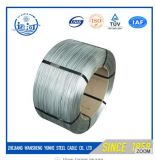 12.7mm / 15.2mm / 15.24mm Prestressed Concrete Steel Strand 7 Wire PE Coated PC Strand