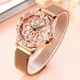 Wholesale Promotional Cheap Bracelet Gift Wrist Watch for Girl