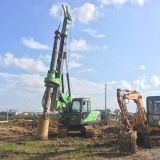 Rotary Pile Rig or Auger, Pile Machine, Tysim KR60A, Small Hydraulic Piling Machine with Engineer Construction Piling