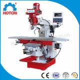 Universal Vertical Turret Milling Machine (X6323A X6325 X6325D X6330A X6333)