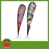Chinese New Style Teardrop Flag Banner