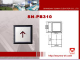 Metal Elevator Button (SN-PB310)