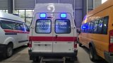Chinese Ambulance Picture for Hospital