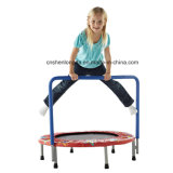 Kids Trampoline with Handle a Mini Jumping Trampoline