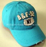 100% Cotton Sport Golf Hat/Relaxation Cap (GH-03)