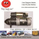 Yangchai 4102q, 4105q Truck Engine Auto Spare Part