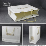 Hot Sale Cheap Printed Paper Hand Bag for Packing