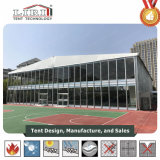 Two Story Tent: Double Decker for Catering and Sport Center