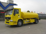 Competive Price Sinotruk Oil Tanker Truck of 10-15m3/Fuel Tanker