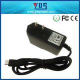 5V 3A Us Wall Plug Adapter