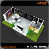 Custom 10X10 Exhibition Booth Design with Great Price