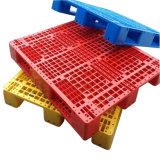 Heavy Duty HDPE ISO Stackable Rack 1.5t Steel Reinforced Industrial Plywood Plastic Pallet