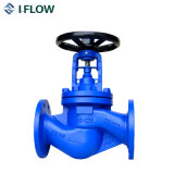 Cast Iron/Cast Steel Pn16 Steam Bellow Seal Water Globe Valve Price