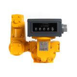 Low Cost Bulk Flow Meter for Heated Liquids