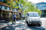 WAW FEIDI ELECTRIC VEHICLE-MINIBUS /CARGO VEHICLE /ELECTRIC VEHICLE WITH LARGE SPACE FOR TRANSPORTATION
