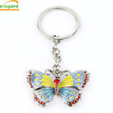Wholesale Custom Souvenir Promotional Gift Free Samples Metal Key Chians