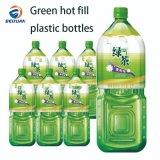 Colorful Square Shape Hot Fill Bottle High Temperature Resistant Bottles