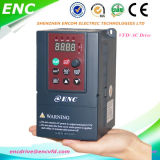 Three Phases 220V 380V Enc 0.75kw VFD-Variable Frequency Drive, Eds800 Series 1HP AC Motor Drive Frequency Inverter