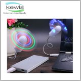 New Design Style LED Light Message Fan