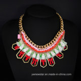 2017 New Style Alloy Fashion Jewelry Necklace
