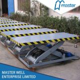 Hydraulic Stationary Truck Ramps Electric Power Dock Leveler for Container Loading
