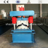 Color Steel Cap Ridge Making Roll Forming Machinery
