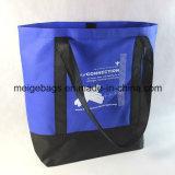Non Woven Polypropylene Shopping Tote Bag, with Fashion Design