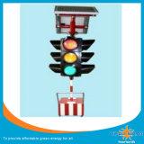 Solar Traffic Light Warning Lamp