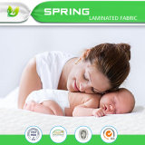 Carter′s Keep Me Dry Baby Crib Mattress Pad-White