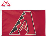 100% Polyester Wholesale Cheap MLB Flags 3*5 Arizona Diamondbacks Flag