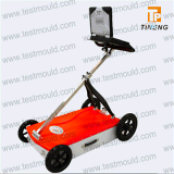 Double Frequency Ground Penetration Radar