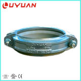 Grooved Flexible Coupling with Galvanized Color