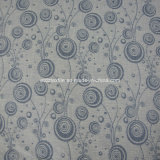 2018 Hot Sell Linen Jacquard Curtain Fabric