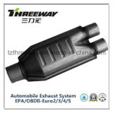 Car Exhaust System Three-Way Catalytic Converter #Twcat055