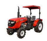 75HP 4WD Low Oil Disel Strong Power Agricultural Machinery Farm Tractor