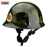 Military Steel Anti Riot Helmet Qwk-Ww02