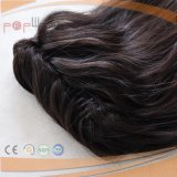 Full Human Hair off Black Color Clip in Hair Extension Ponytail