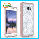 Scratch-Resistant Clear Transparent TPU Armor Case for Samsung S7 Active