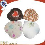 Cheap Home Decoration Custom Heart Shape Soft PVC Fridge Magnets