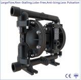 "1"" Large Flow Aluminum Air Operated Double Diaphragm Pump"
