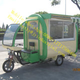 Gas Griddle Mobile Kitchen Easy to Clean up Fried Food, Drinking, Donut, Juice Food Trucks for Sale in China