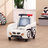 New Stylish Cop Police Car Baby Furniture Sofa (SF-203-2)