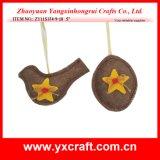Christmas Decoration (ZY11S374-9-10) Christmas Felt Products Handmade Craft