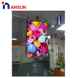 55'' Ceiling Type Double-Sided OLED Screen for Advertising Display